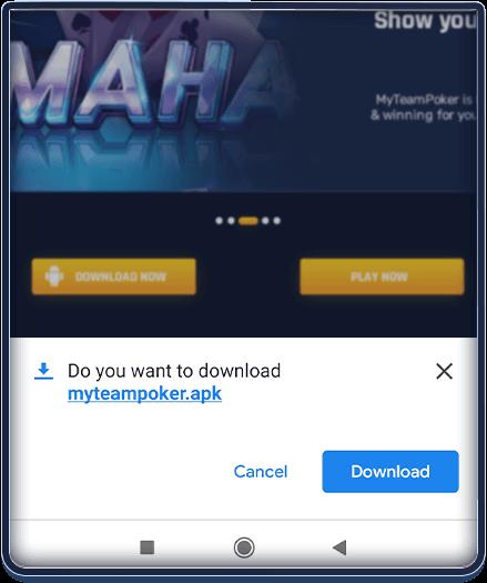 Download MyteamPoker